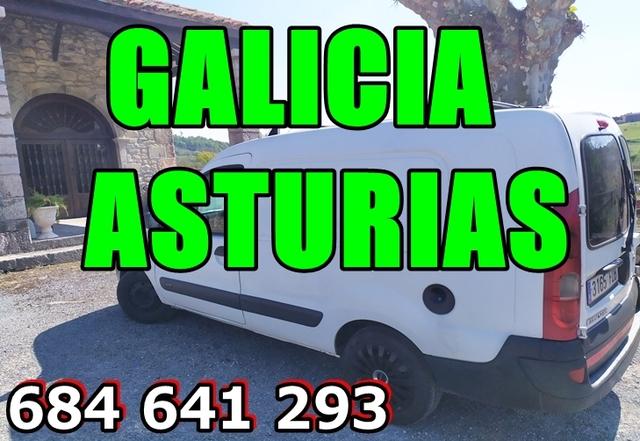 PORTES A ASTURIAS DESDE GALICIA - foto 1