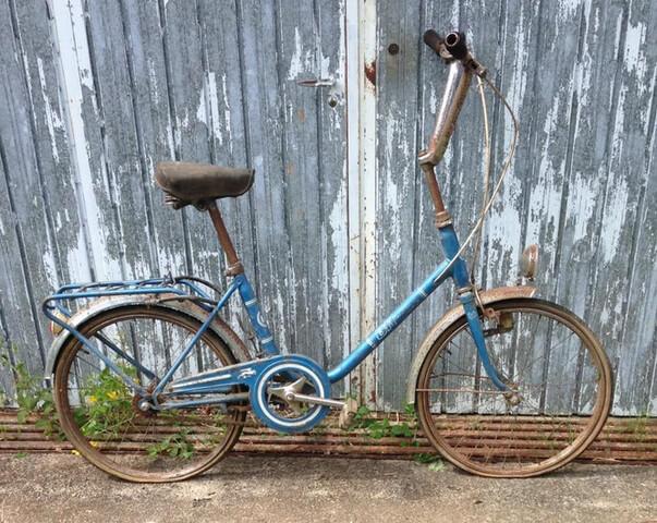 Bicicleta Vintage Bh