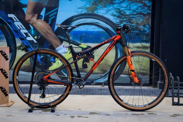 Bicicleta Ktm Scarp Sonic Talla M
