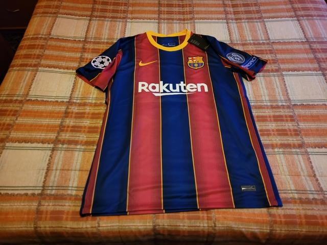 Camiseta Barcelona Nueva Messi Talla L