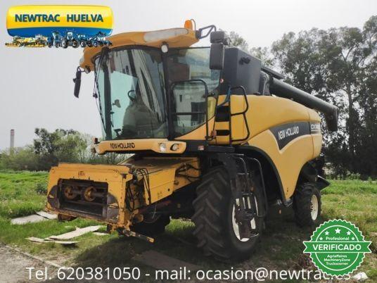 NEW HOLLAND CX 740 - foto 1
