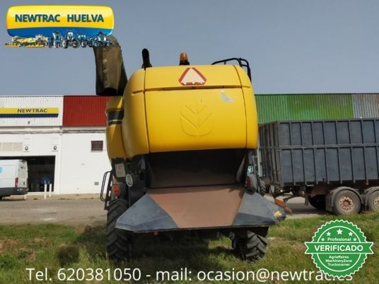 NEW HOLLAND CX 740 - foto 5