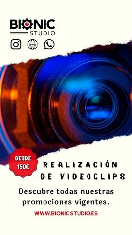 GRABACIÓN Y EDICIÓN DE VIDEOCLIPS - foto 3