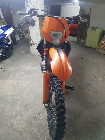 KTM - EXC 250 2T - foto 4