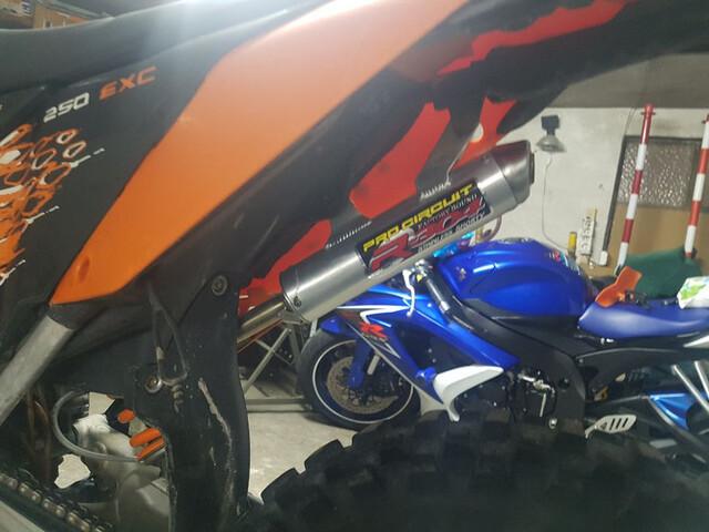 KTM - EXC 250 2T - foto 5