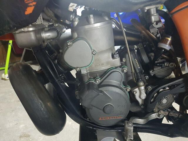 KTM - EXC 250 2T - foto 6