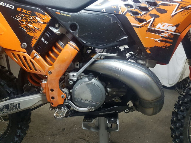KTM - EXC 250 2T - foto 7