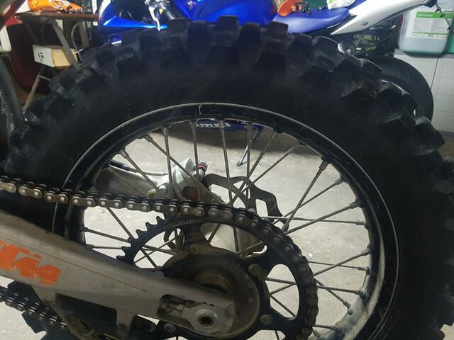 KTM - EXC 250 2T - foto 9