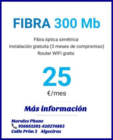 FIBRA DIGIMOBIL EN ALGECIRAS - foto 2