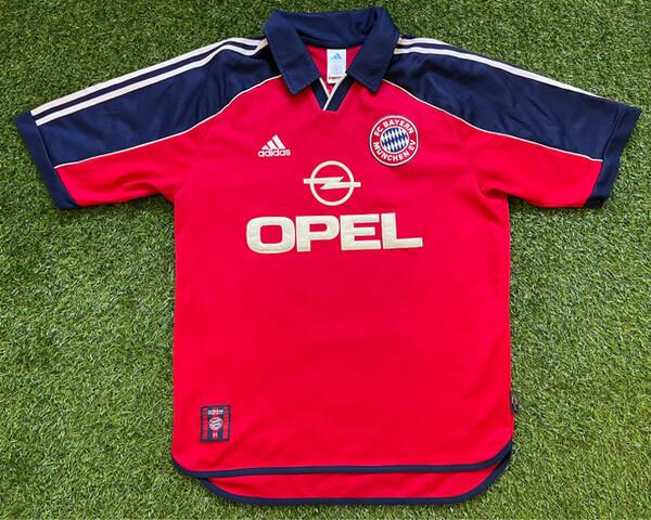 Bayern Munich 1999-00 M Camiseta
