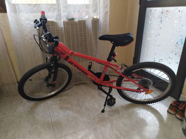 Bicicleta Niño/A De 6 A 8 Años