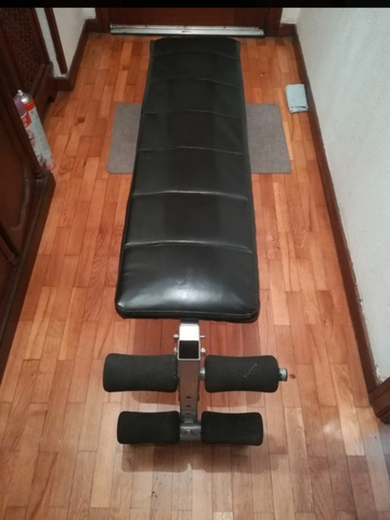 Banco Gym.