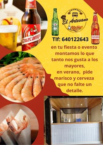CATERING PARA CELEBRACIONES TIPO CÓCTEL.  - foto 1