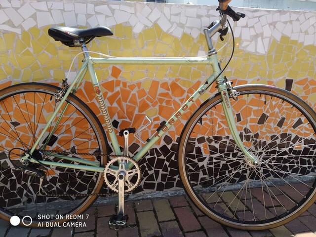 Bicicleta Torrot Carretera 54 Correcta