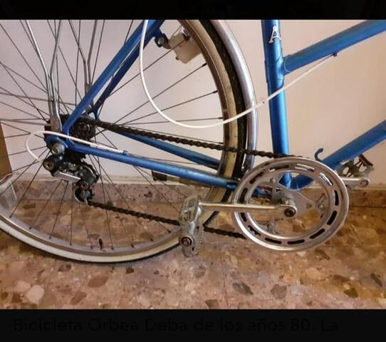 BICICLETA CLÁSICA ORBEA DEBA - foto 2