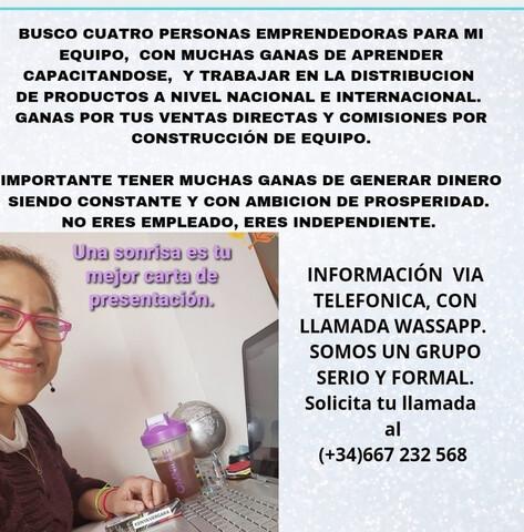 BUSCO EMPRENDEDORES PARA DISTRIBUCIÓN - foto 1