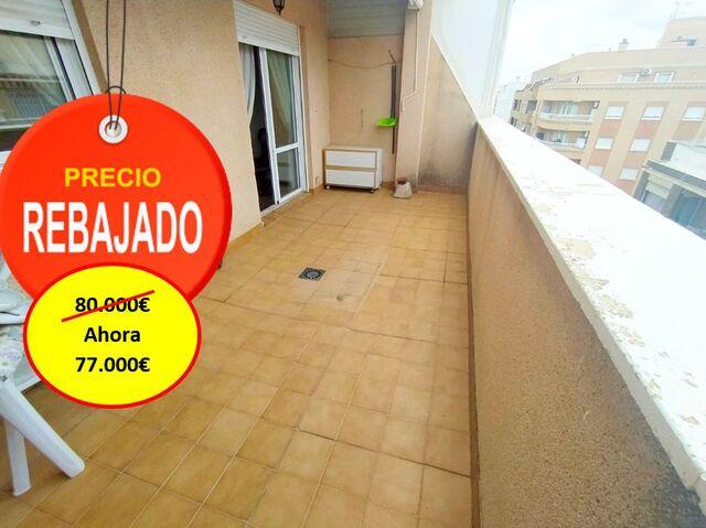 ÁTICO CON TERRAZA 300M PLAYA ACEQUIÓN + - foto 1