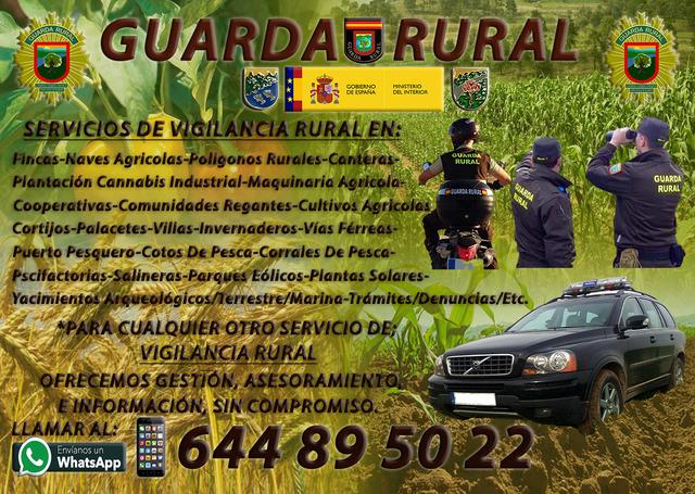 GUARDA RURAL - foto 1