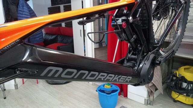 MONDRAKER CRAFTY R 2021 TALLA M - foto 7
