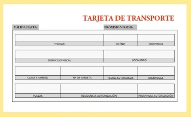 TARJETA DE TRANSPORTE ECONÓMICA - foto 1