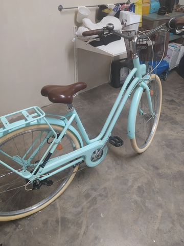 Bicicleta Btwin Con Cesta (Grande)