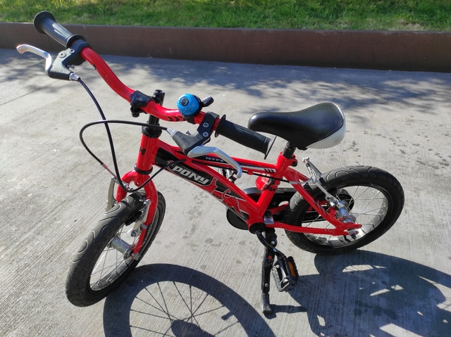"Bicicleta Bh Pony 14\"""