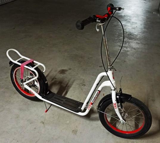 Patinete/Bici Puky Challenger Adulto