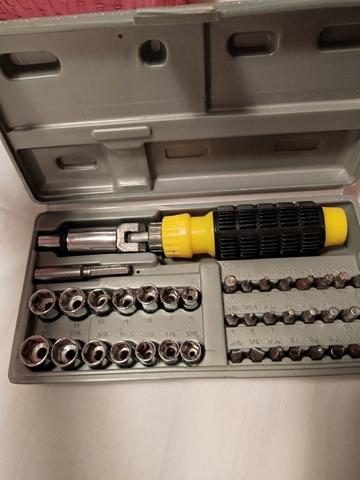 Kit Destornillador