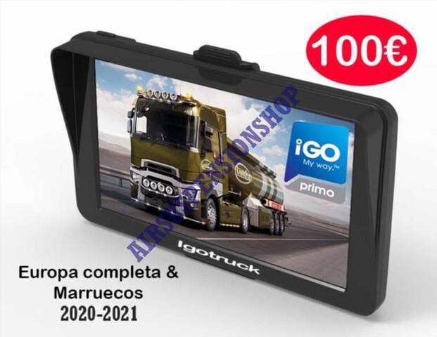 REF_190 GPS 7 PULGADAS - IGO 2020-2021 - foto 1