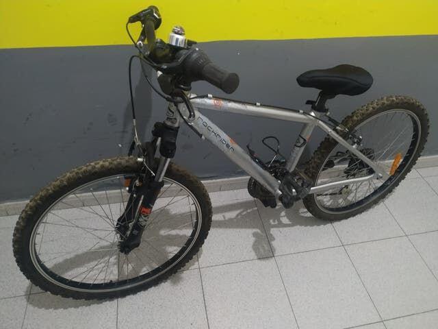 Bici Aluminio Junior 24 Pulgadas
