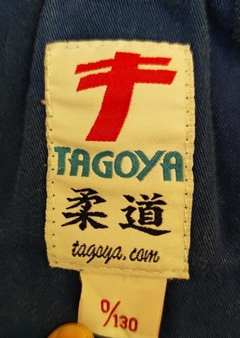KIMONO DE JUDO TAGOYA 130 CM - foto 2