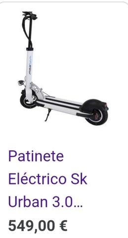 PATINETE ELÉCTRICO - foto 6