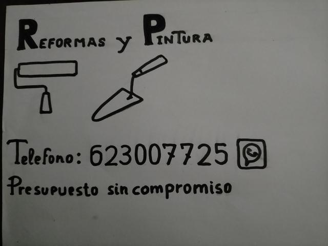 PALETA Y PINTOR - foto 1