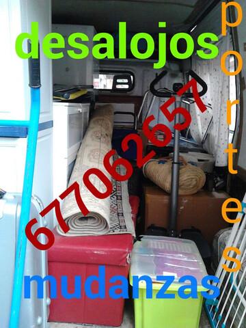 DESALOJOS VACIADOS LIMPIEZA GRATISS - foto 1