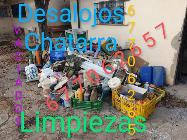 DESALOJOS VACIADOS LIMPIEZA GRATISS - foto 2