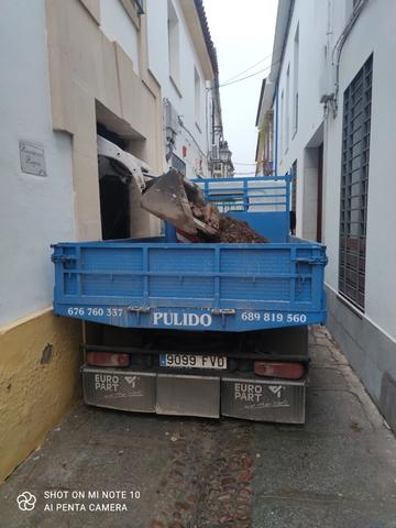 EXCAVACIONES Y CONTENEDORES PULIDO - foto 7
