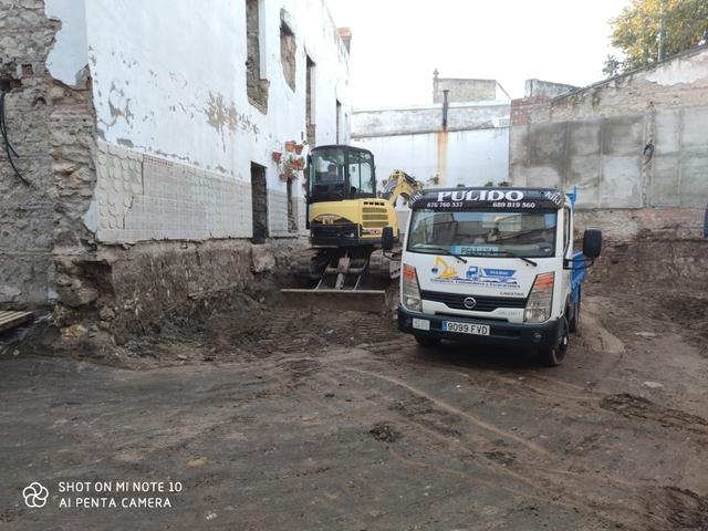 EXCAVACIONES Y CONTENEDORES PULIDO - foto 8