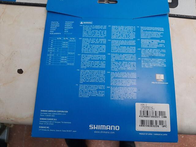 MONOPLATO SHIMANO XT M8000 32T - foto 4
