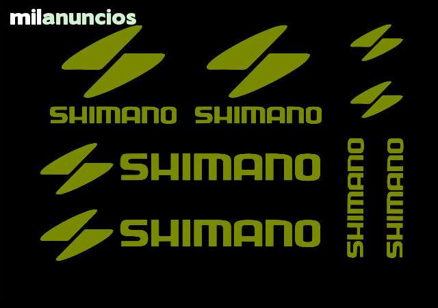 Kits Shimano Adhesivos Bicicletas.
