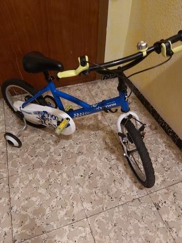 BICICLETA DE NIÑO - foto 2