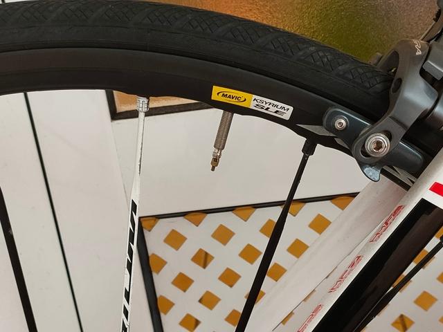 Bicicleta Scott-Foil Talla Xs
