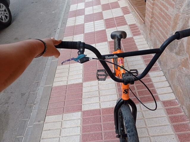 Se Vende Bicicleta Bmx Sunday