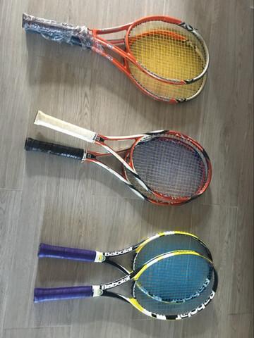 Raquetas De Tenis Competición