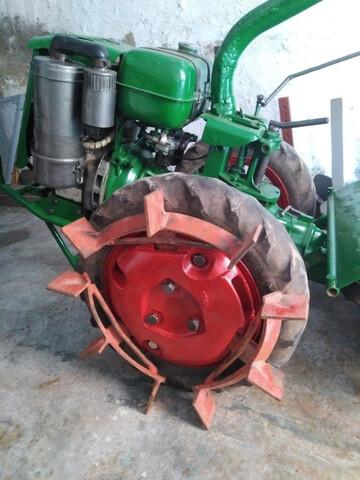VENDO MOTOCULTOR AGRIA 1700 DIESEL 4T - foto 3