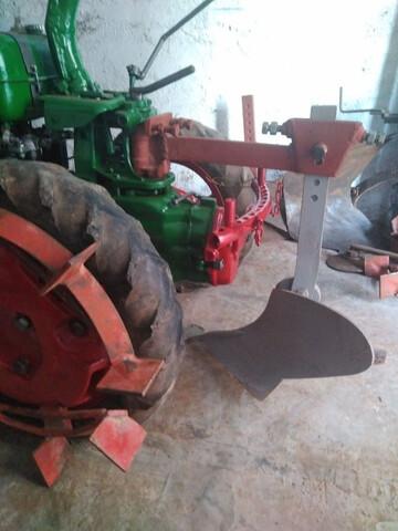 VENDO MOTOCULTOR AGRIA 1700 DIESEL 4T - foto 4