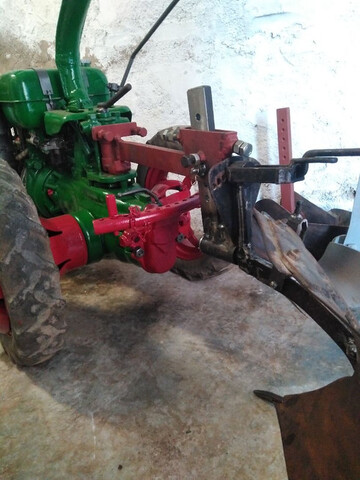 VENDO MOTOCULTOR AGRIA 1700 DIESEL 4T - foto 7