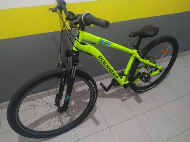 Bici Aluminio 27. 5 Pulgadas Talla S