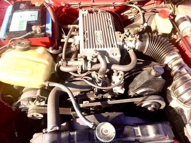 FORD - CAPRI 2. 8 INJECTION V6 - foto 7