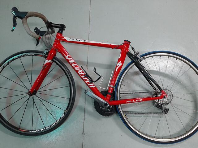 Cuadro Specialized Allez 54Cm, Rojo