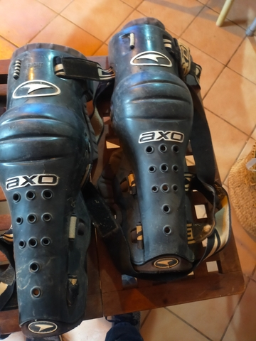Rodilleras Axo Motocross
